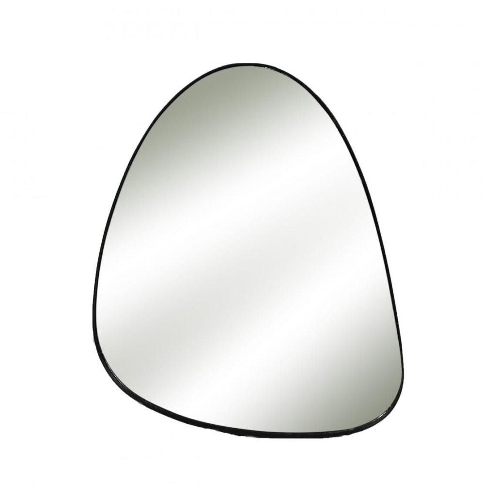 miroir forme galet calao